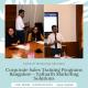 Corporate Sales Training Programs...